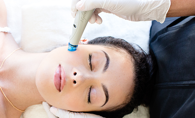 hydrafacial in bucks county pa