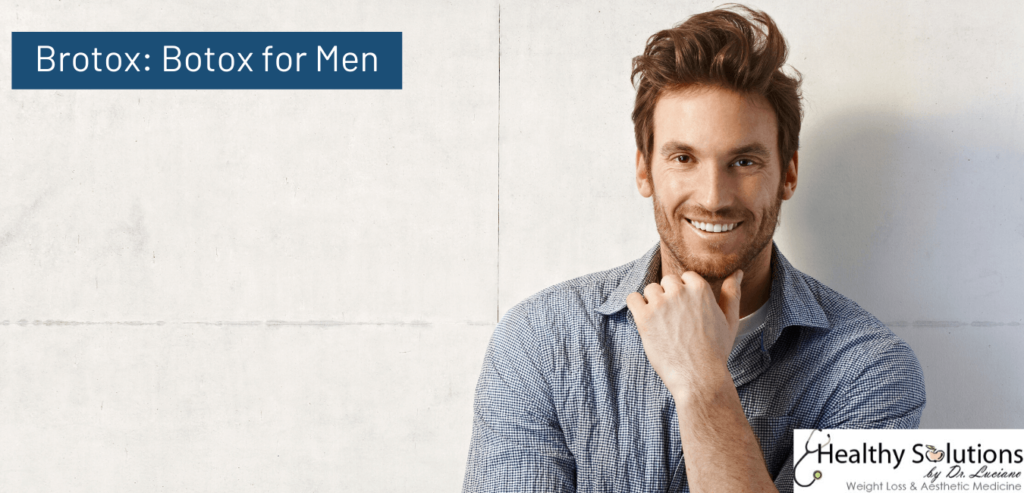Brotox Botox for Men