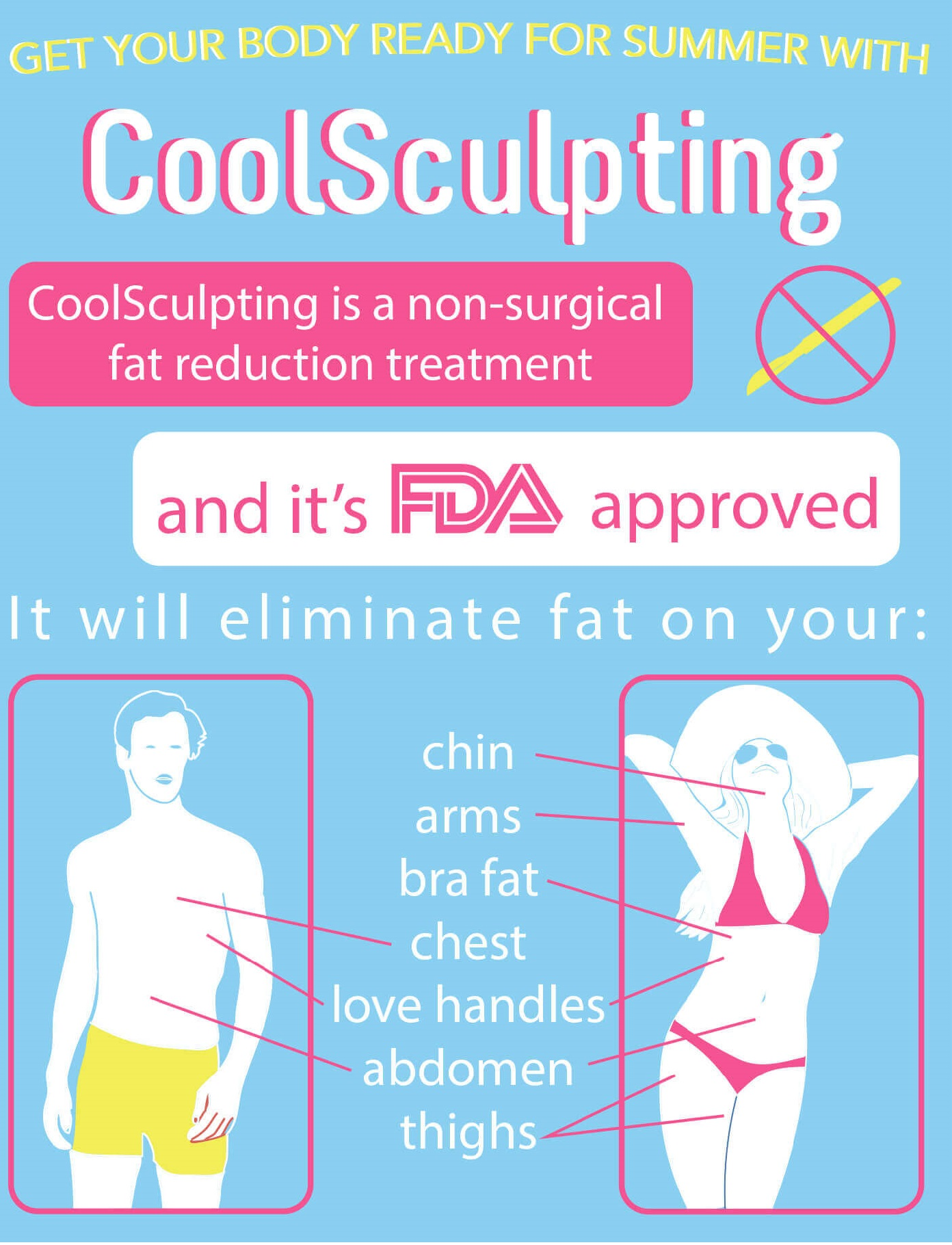 Coolsculpting treatment Bucks County